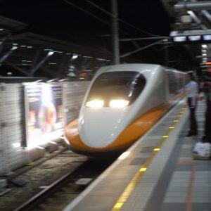 台湾の新幹線700系